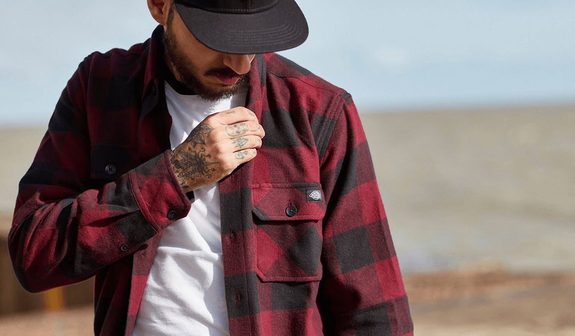 Beard Game Strong Flannel Fall Fashion Guide