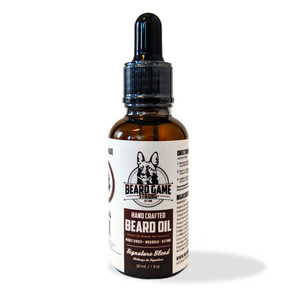 Beard Game Strong Beard Oil - Signature Blend (1 Oz)
