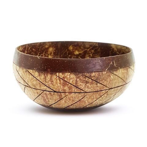 Arrows Coconut Bowl