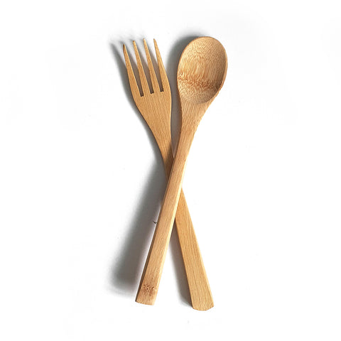 Bamboo Wood Utensils