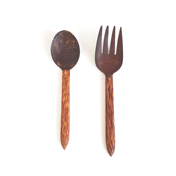 Hybrid Coconut Utensil Set