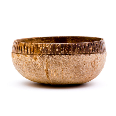 Two-Toned Coconut Bowl | Rainforest Bowls