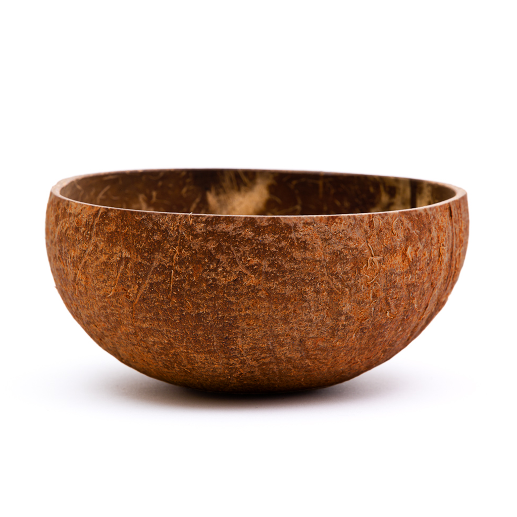 Jumbo Raw Coconut Bowl | Rainforest Bowls
