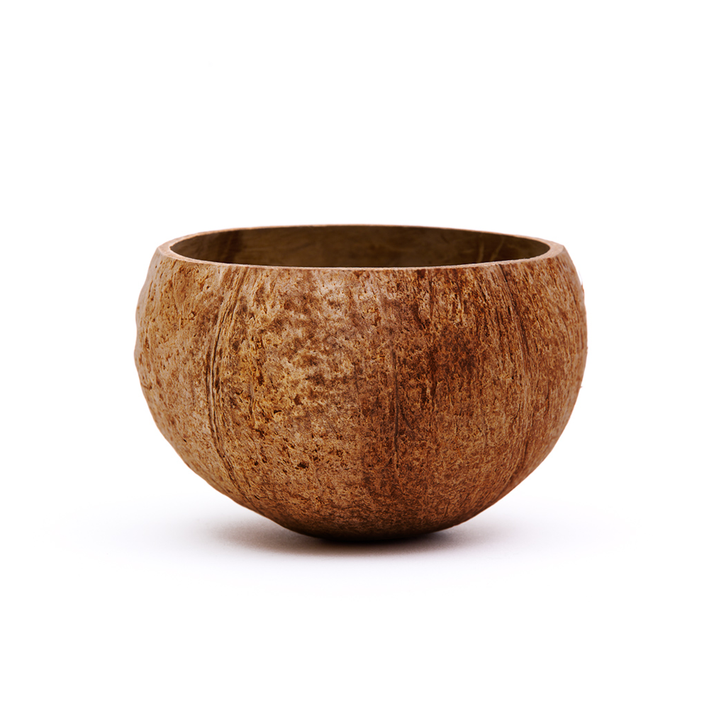 Small Raw Coconut Bowl | Rainforest Bowls