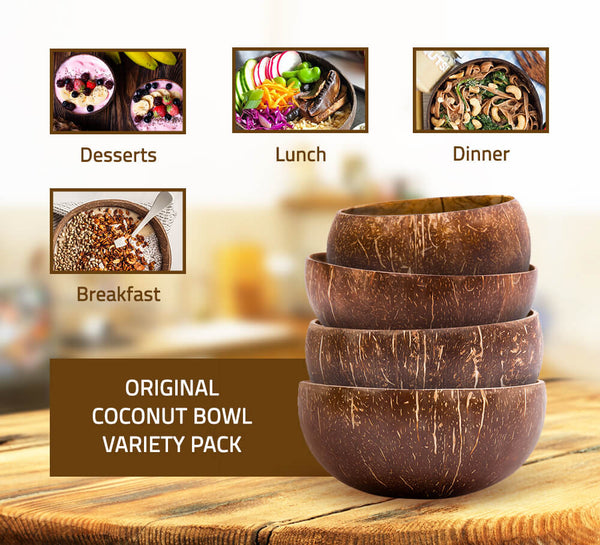 Original Coconut Bowl Variety Pack