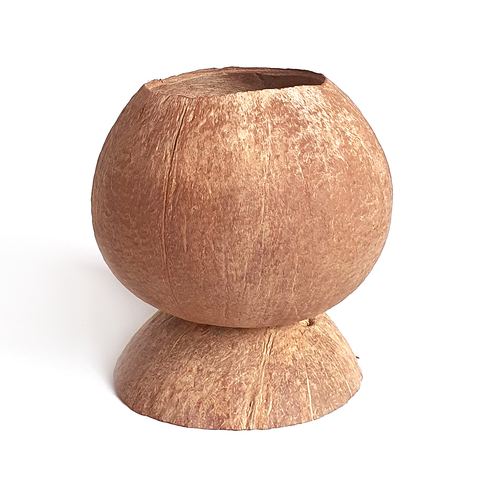 Pedestal Coconut Planter