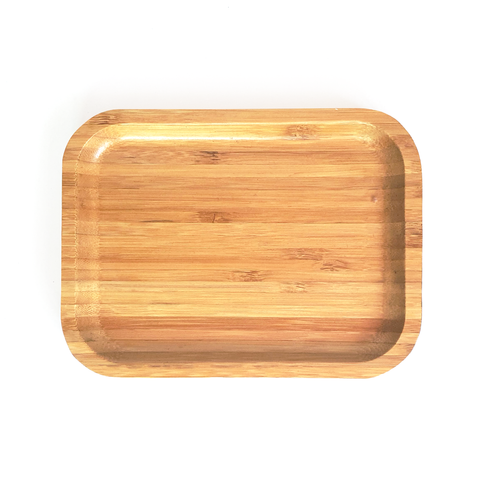 Rectangle Bamboo Plate