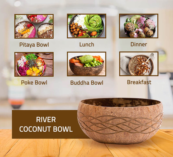 River Coconut Bowl