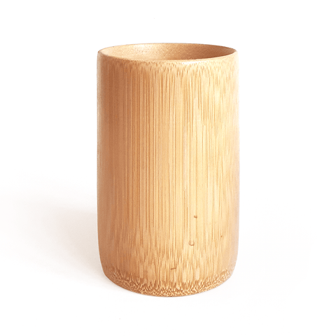 Tall Bamboo Cup