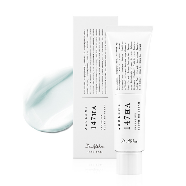 Azulene 147HA_Intensive Soothing Cream - DR.ALTHEA