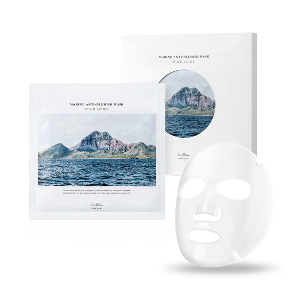 Marine Anti-Blemish Mask (Coming soon)