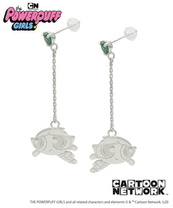 The POWER PUFF GIRLS Pierced Earrings Collection