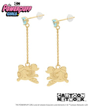 画像をギャラリービューアに読み込む, The POWER PUFF GIRLS Pierced Earrings Collection