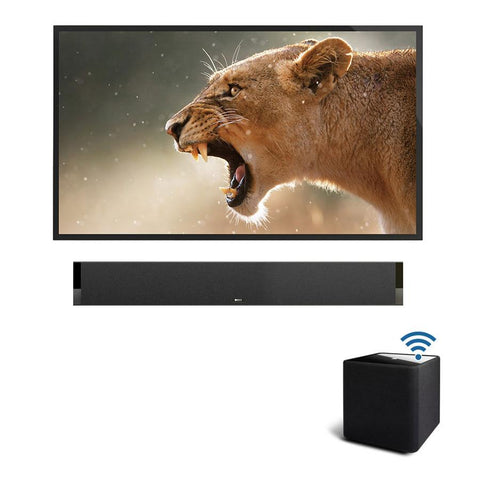 V720W Digital TV Soundbar System
