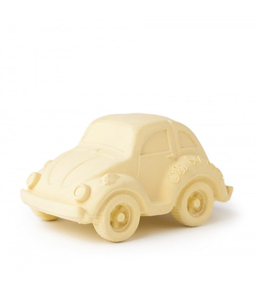 The Oli & Carol Carlito Beetle Car is biodegradable, eco-friendly, BPA, PVC, Phthalate, and Nitrosamines free. Have NO valves for mold free play. Find our Carlito beetle car and the XL version, in 6 naturally dyed colors, making them the perfect baby toy. Sold online in the USA at The Eco Baby Co™, a zero waste and plastic-free baby store.|The Oli & Carol Carlito Beetle Car is biodegradable, eco-friendly, BPA, PVC, Phthalate, and Nitrosamines free. Have NO valves for mold free play. Find our Carlito...