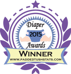 Best Bottom Cloth Diapers won the Padded Tush Stats Best All in Two of the Year 2015. Shop Best Bottom Cloth Diapers at Simply Natural Baby Store™.