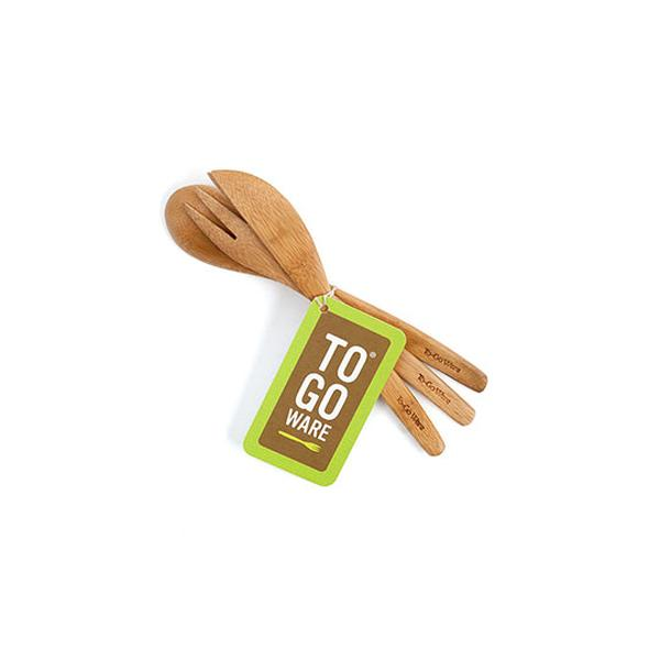 To-Go Ware® Reusable Bamboo Cutlery Set are made with durable, and renewable bamboo. Perfect for at-home feeding, or on the go. CPSC Tested & Approved.