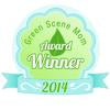 The Green Scene Mom Awards honor family-focused products that promote Eco-friendly lifestyles, sustainable living, and creative innovation. Green Scene Mom Award products are submitted by each brand and rated by our review moms who evaluate each product based on three criteria: Eco-friendly, Easy to Use, and Innovative Design. Products that excel within each evaluated category will receive the Green Scene Mom stamp of approval.
