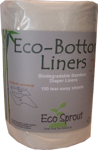 Eco Sprout | Bamboo Liners