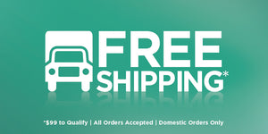 FREE SHIPPING ON ORDERS OVER $99. *