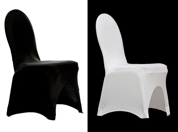 Chair Covers - Spandex - Multiple Colors