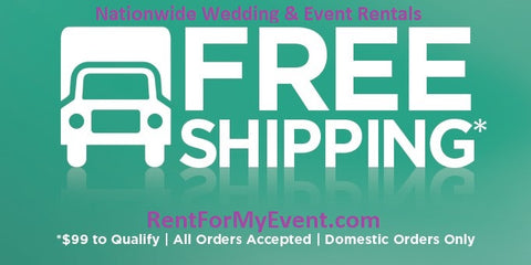 Wedding Rentals McKinney and Party Rentals McKinney Texas