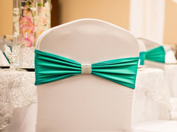 rentals for event party wedding linen napkin ring or chair tie sash rings