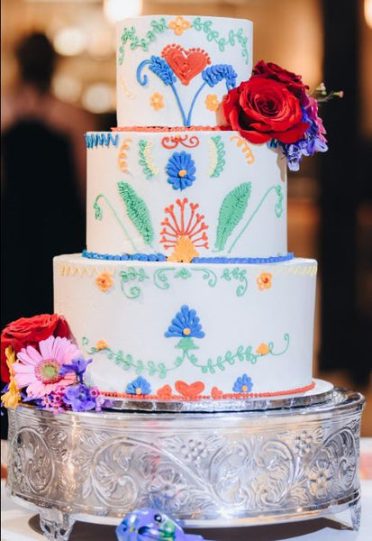 Gorgeous Silver Cake Stand Wedding Ideas For Cake Stands