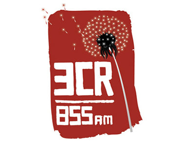 3CR Community Radio Logo
