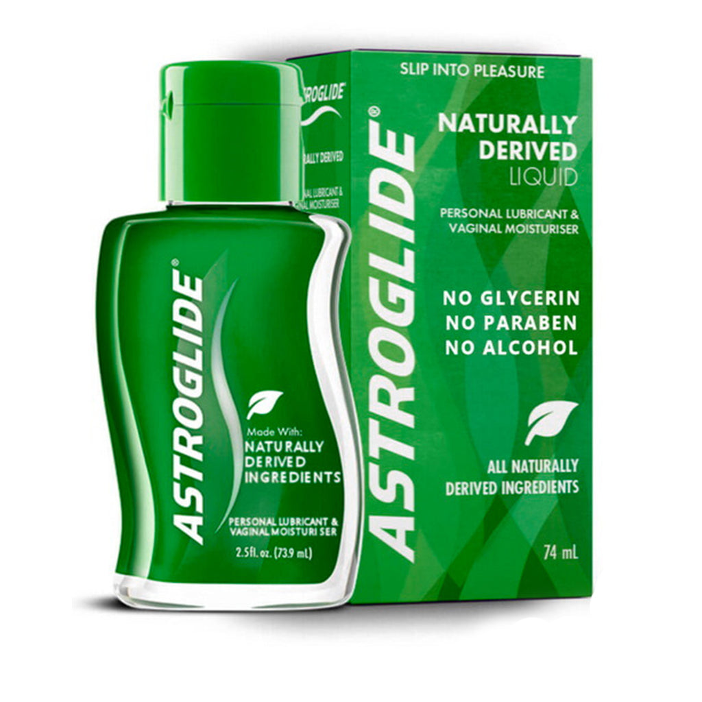 Astroglide Natural - with packaging | Nikki Darling Australia