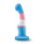Blush Novelties Avant True Blue Dildo - side view | Nikki Darling Australia
