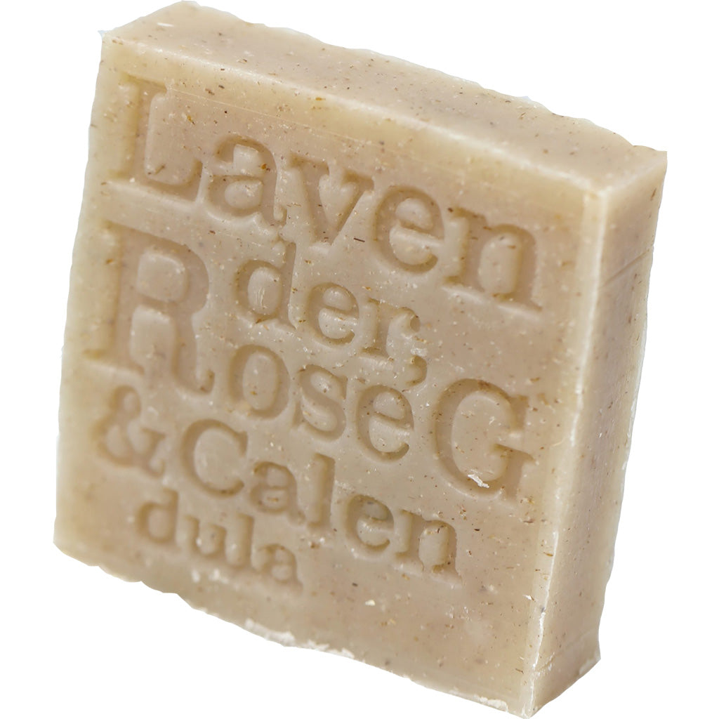 Corrynne's Lavender, Rose Geranium and Calendula Soap Bar | Nikki Darling Australia