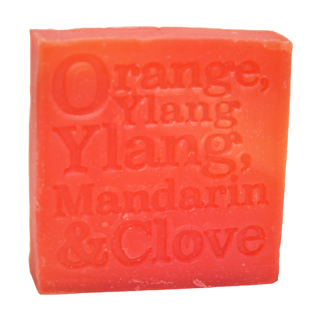 Corrynne's Orange, Ylang Ylang, Mandarin and Clove Soap | Nikki Darling Australia
