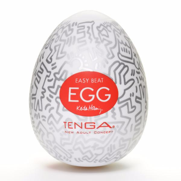tenga x keith haring: party egg masturbators | nikki darling australia