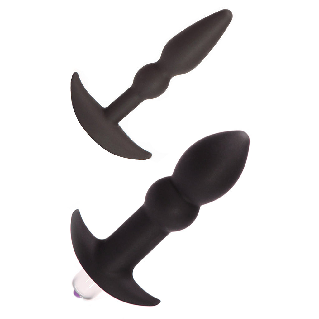 Tantus Perfect Plug Kit in Black | Nikki Darling Australia