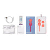 We-Vibe Bloom with Box Contents (Charging Cable, Storage Bag, Lubricant Sachet, Manual, Packaging) | Nikki Darling Australia