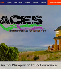 ANIMAL CHIROPRACTIC EDUCATION