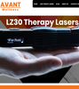 AVANT WELLNESS: lz30 therapy lasers