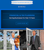 BUSINESS TRANSITION SERVICES: financial and tax planning