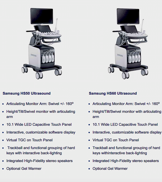 CHOICE MEDICAL ULTRASOUND: the fastest growing, high-resolution ultrasound brand in the world
