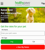 HEALTHY PAWS PET INSURANCE: for the best medical care possible