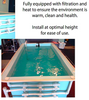HYDROTHERAPY ENDLESS POOL: best animal rehab pool on the market