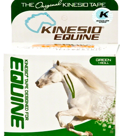 KINESIO KINESIOLOGY TAPE: supports muscles and helps lymphatic drainage