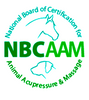 NATIONAL BOARD OF CERTIFICATION FOR ANIMAL ACUPRESSURE AND MASSAGE