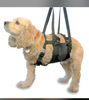 PET SUPPORT HARNESS SUIT: heavy-duty lifting system for injured or disabled pets