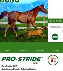 PRO-STRIDE APS: autologous protein solution device
