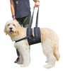 LABRA DOG SLING: supportive harness with adjustable chest strap