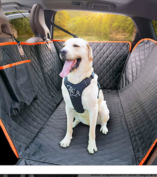 IBUDDY DOG SEAT COVER: for the safety of your pet and your seats