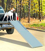 PETSAFE HAPPY RIDE TELESCOPING RAMP: portable and durable with high traction surface