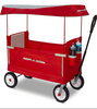 RADIO FLYER OFF ROAD WAGON: with side opening for easier loading/unloading